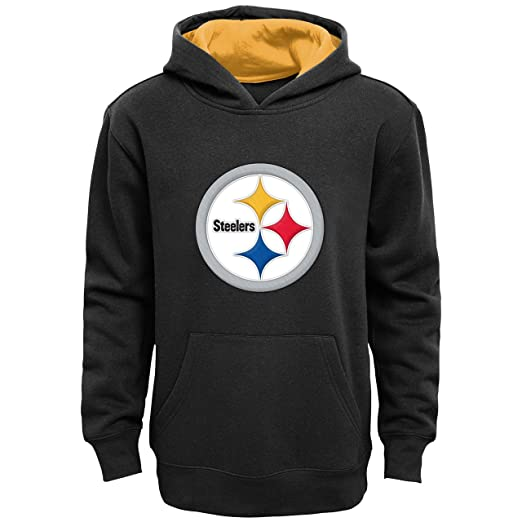 c25cc6dfd Amazon.com : Outerstuff NFL Boys Pullover Hoodie : Clothing