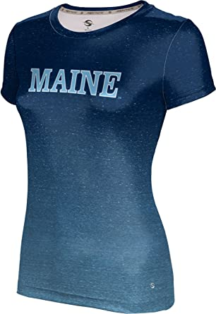 Geo ProSphere University of Maine Mens Long Sleeve Tee