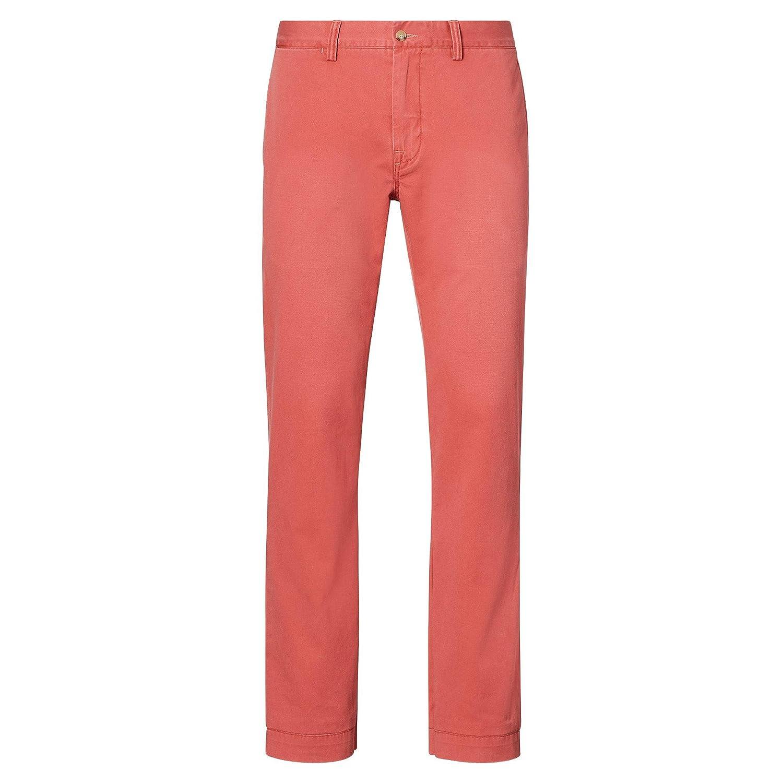 133e3a19da77 Polo Ralph Lauren Men s Classic Fit Cotton Chino Pants (35x32 ...