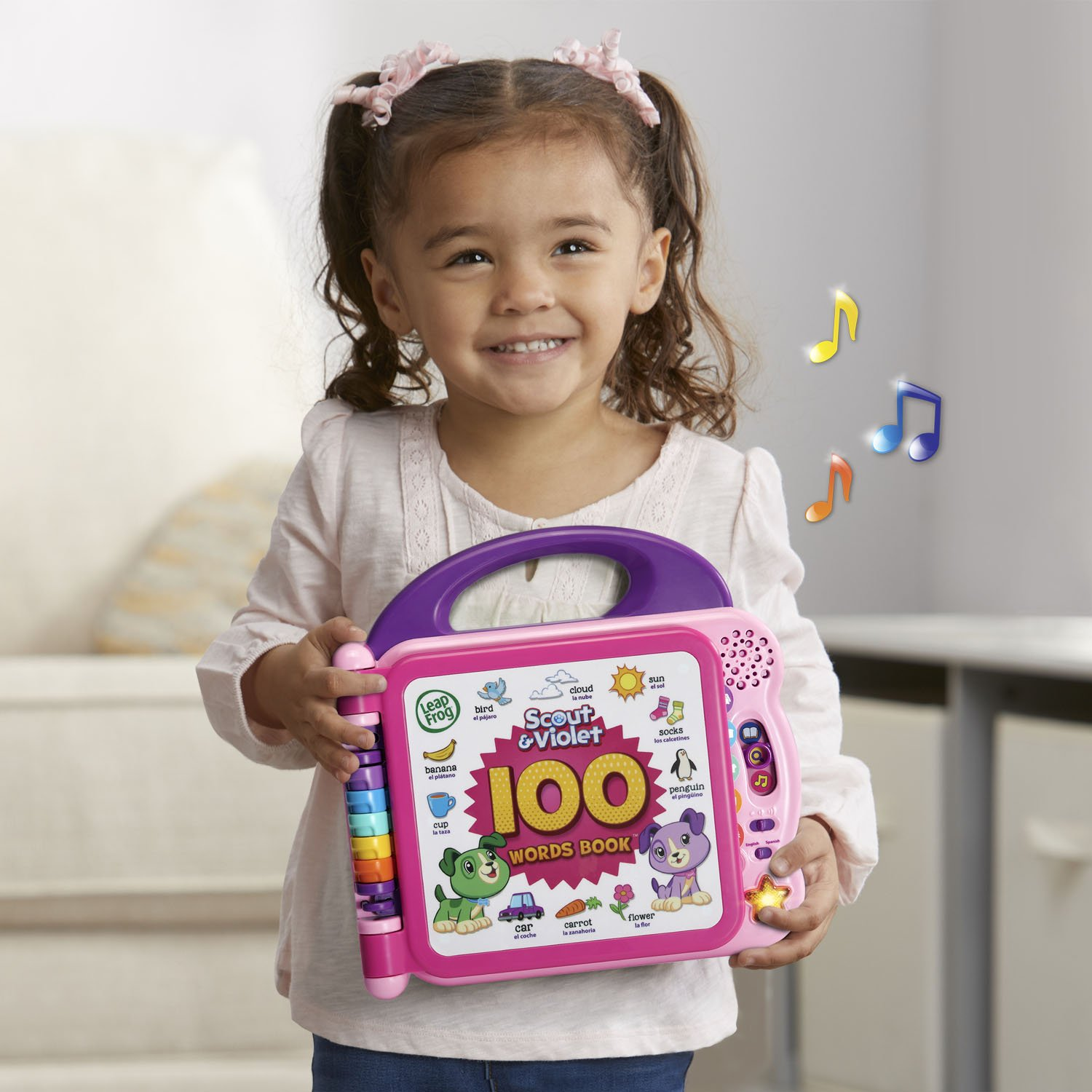LeapFrog Scout and Violet 100 Words Book (Amazon Exclusive) by LeapFrog (Image #6)