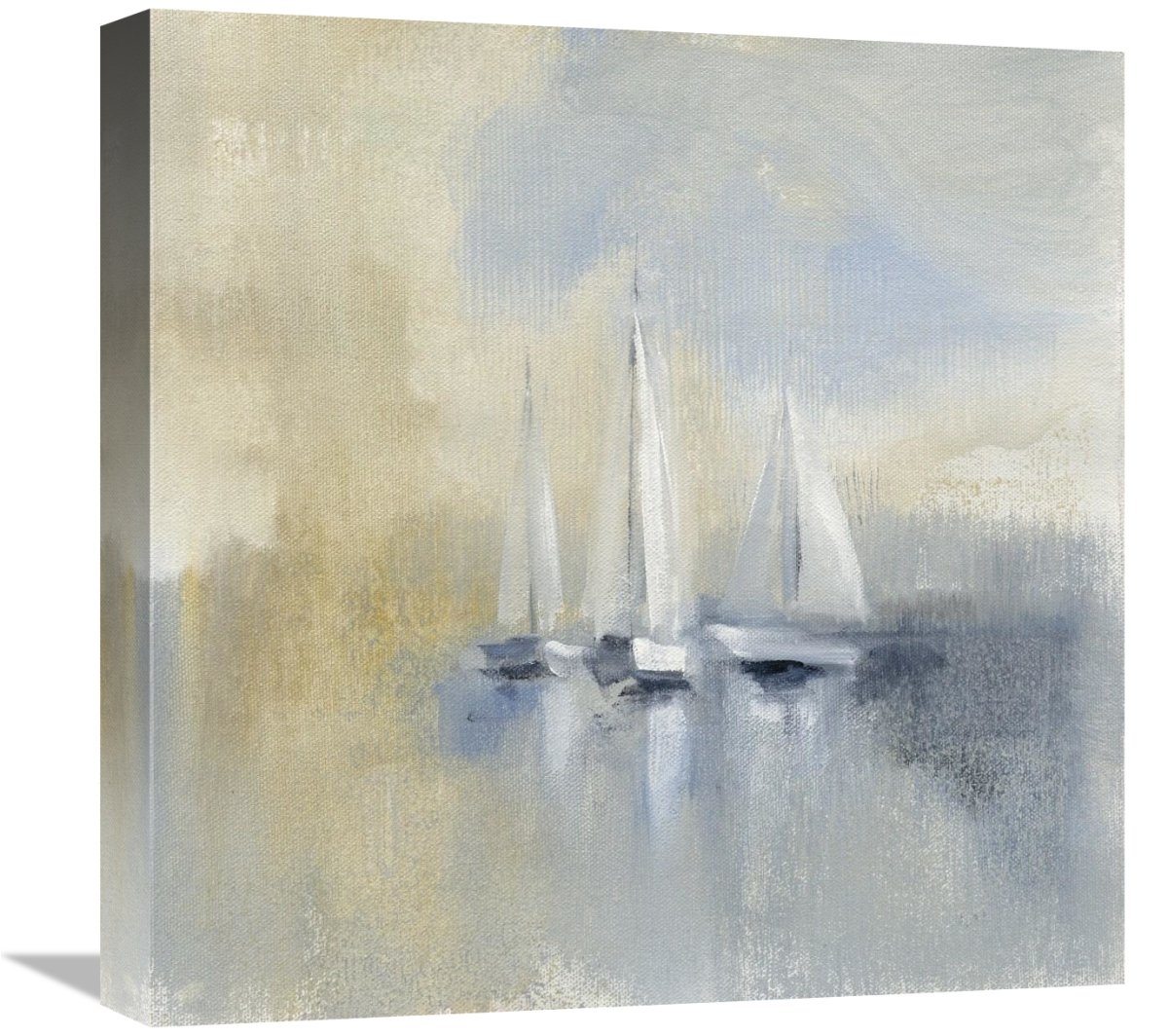 Global Gallery Sue Schlabach Giclee Stretched Canvas Artwork 18 x 18