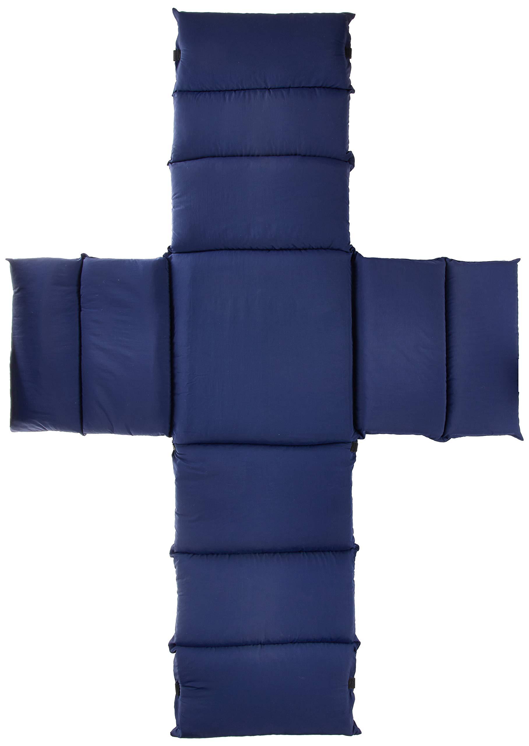 New York Orthopedic Usa Water, Resistant Geri Chair Overlay, Nyu9520Gc, 1 Pound