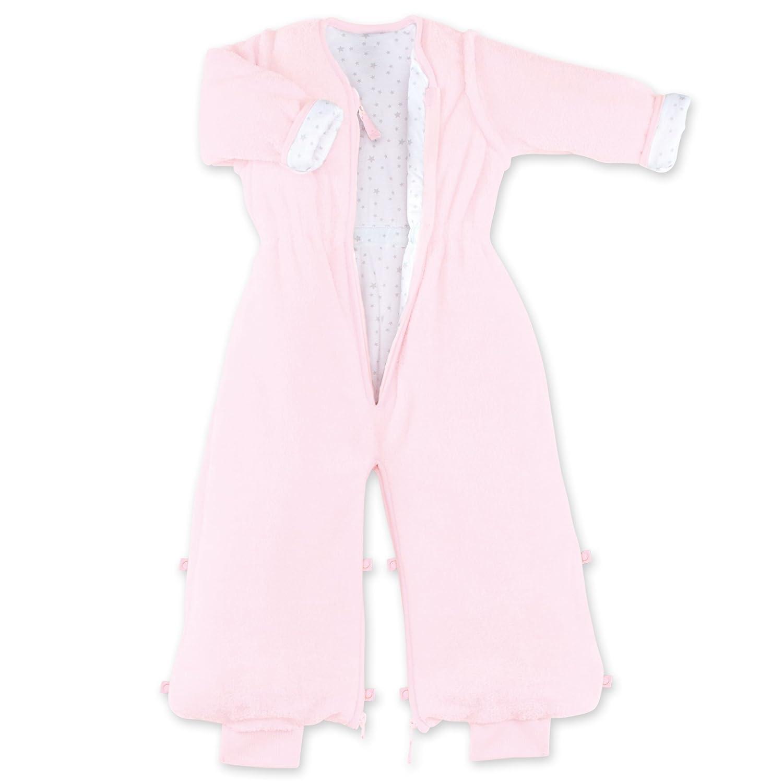bemini número Softy Plus Jersey saco de dormir, 18 A 36 meses, bmini cristal: Amazon.es: Bebé