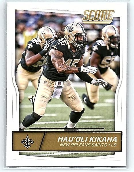 Amazon.com: 2016 Score #208 Hau'oli Kikaha NM-MT Saints ...