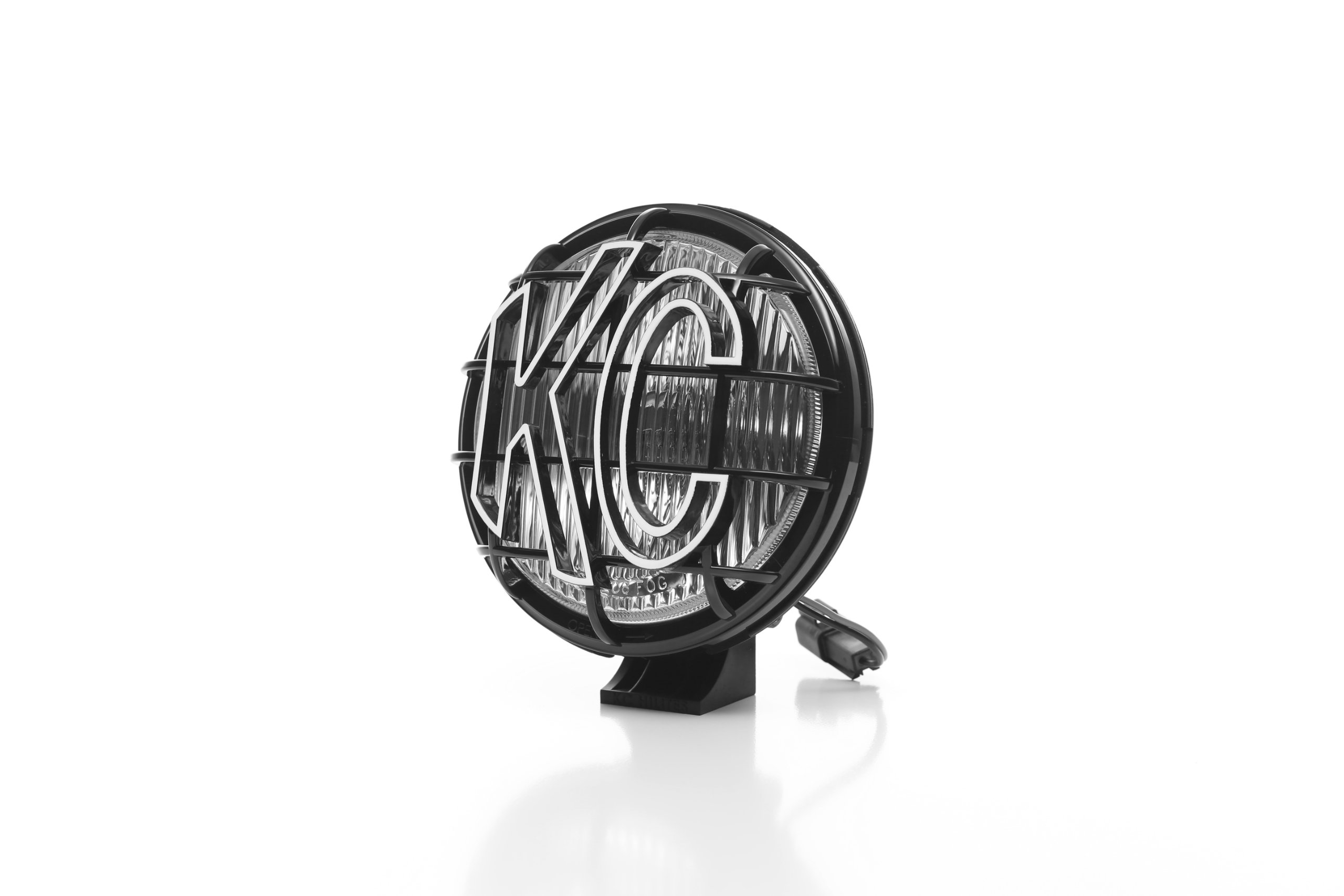 KC HiLiTES 1152 Apollo Pro 6'' 100w Single Fog Light with Integrated Stone Guard by KC HiLiTES (Image #3)