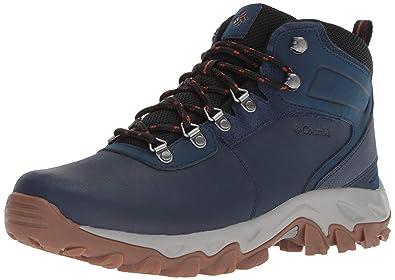 f757cd158 Columbia Men's Newton Ridge Plus Ii Waterproof Wide Ankle Boot