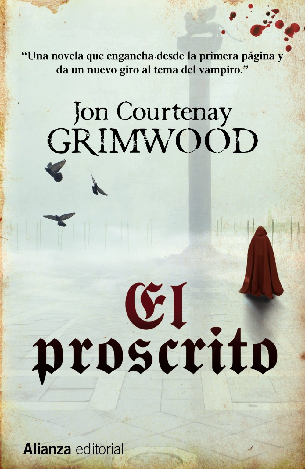 El proscrito (13/20): Amazon.es: Jon Courtenay Grimwood, Dimitri Fernández Bobrovski: Libros