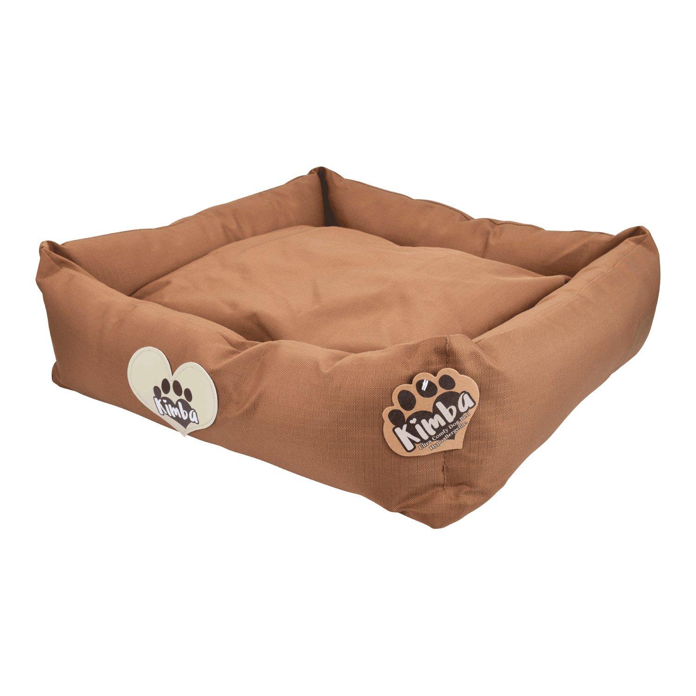 Piccolo Kimba Lusso Oxford Tessuto Lavabile da Viaggio Letto per Cani per Auto e Casa 50 x 50 cm