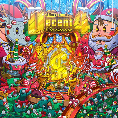 A Very Decent Christmas 4 [Explicit]
