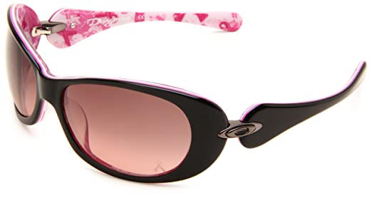 ladies oakley glasses  Oakley Ladies Dangerous Breast Cancer Awareness Edition Sunglasses ...