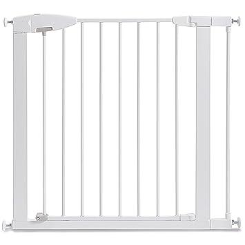 Munchkin Easy Close Metal Baby Gate, White, Model MK0002 012