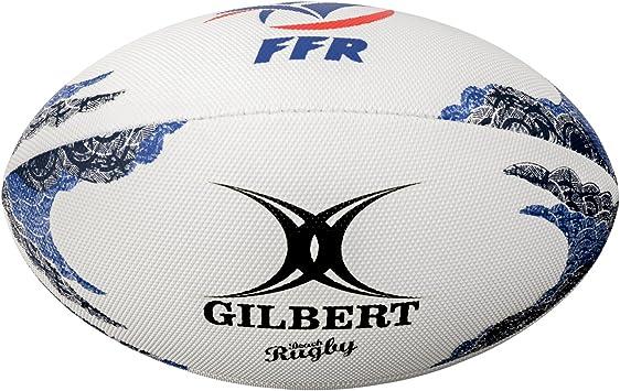 Beach-Balón de rugby Gilbert Francia, color - MULTICOLOR ...