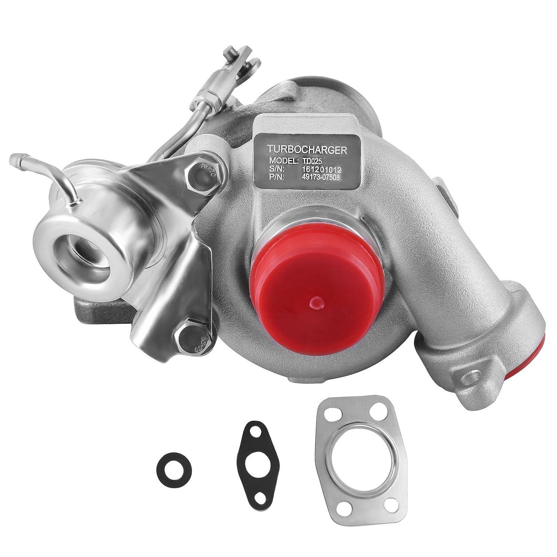 BuoQua TD025 Turbocompressore 49173-07504