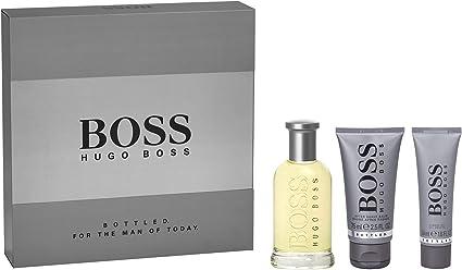 Hugo Boss Boss Bottled - Agua de perfume, 3 piezas, 200 gr: Amazon.es: Belleza