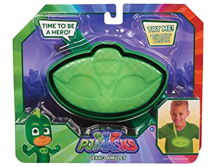 PJ Masks Light and Sounds Amulet - Gekko