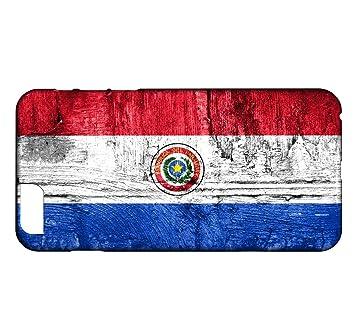 Funda Carcasa para iPhone 6 Bandera PARAGUAY 07
