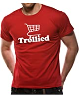 Loud Distribution Loud Clothing -Trollied Logo Men's T-Shirt