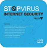 Stop Virus F-Secure Internet Security - 1 User, 3 Years (Voucher)