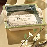 """Grasslands Road Celebrating Heritage Celtic Server with Handles """"Made with Love and Butter"""" (473069)"""