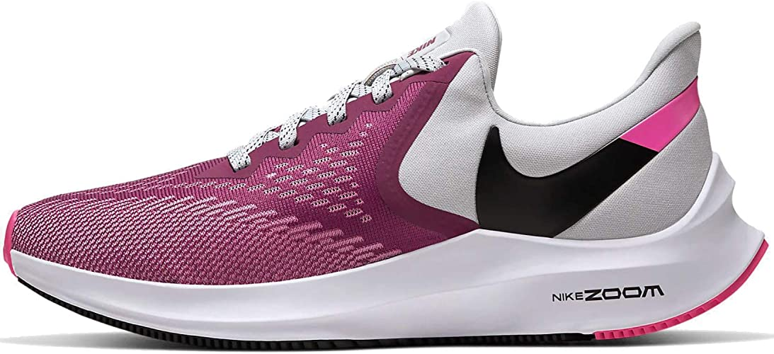 Nike Air Zoom Winflo 6, Scarpe da Campo e da Pista Donna  UayyN9