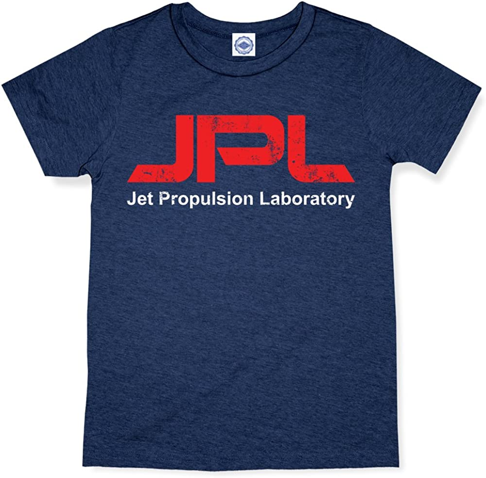 Hank Player U.S.A NASA//JPL Logo Kids T-Shirt Jet Propulsion Laboratory