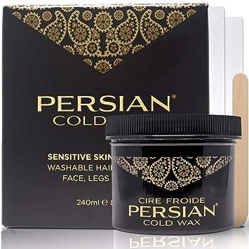 Amazon.com: Juego de cera fría persa, cera de ...