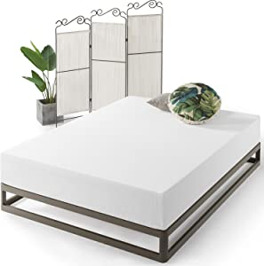Best Price Mattress Queen Mattress - 12 Inch Air Flow Memory Foam Bed Mattresses Infused with Green Tea, Queen Size