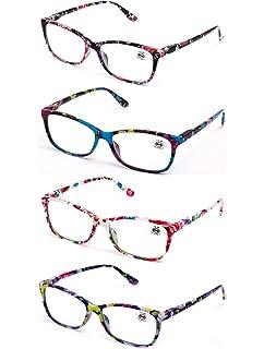 Un Pack de Cuatro Gafas de Lectura 2.0 para Hombres/Mujeres ...