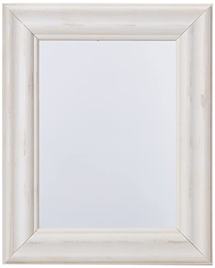ArtToFrames WOM0066-56673-YWHT-20x30 20x30 White Wash Barnwood Frame ...