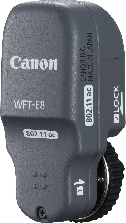 Canon Wft E8 Datensender 100 M Reichweite Schwarz Kamera
