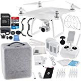 DJI Phantom 4 Quadcopter Essentials Bundle