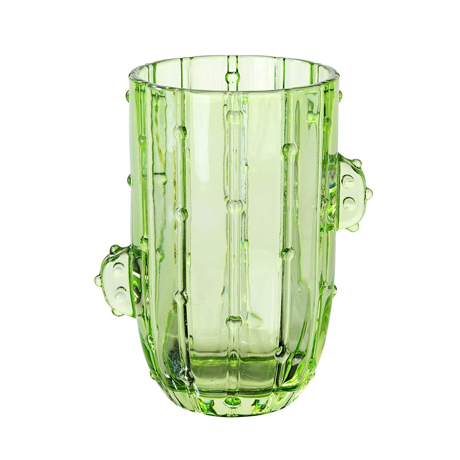 Talking Tables FST6-GLASS-CACTUS Tropical Fiesta Cactus Glass Papel