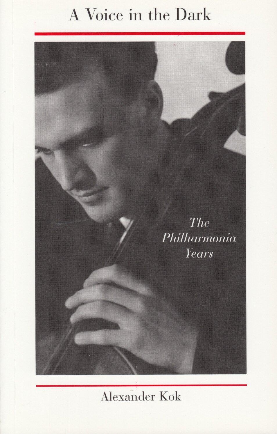 A Voice in the Dark: The Philharmonia Years pdf epub