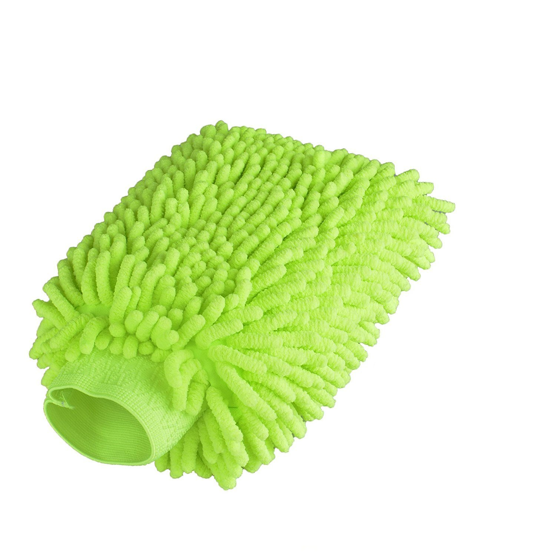 Car Wash Sponge, Long Pile Microfiber, Colors