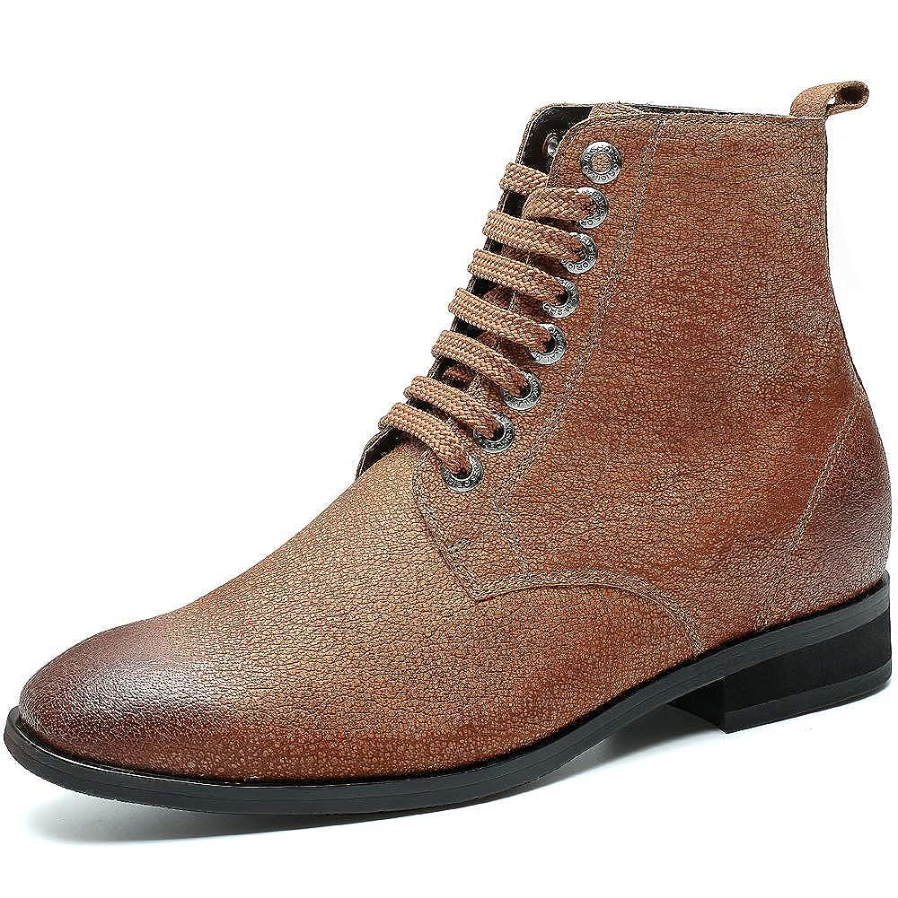 CHAMARIPA Aufzug Herren Schuhe Martin Knöchel Cowboy Stiefel