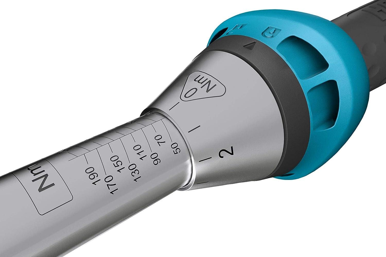 HAZET 5108-3 CT Drehmomentschlüssel 5108-3 CT 1//4 Zoll 2,5-25 Nm