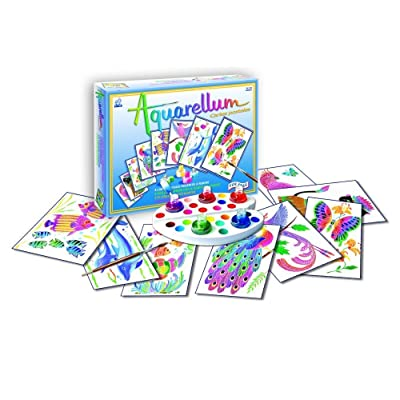 Fun Frag - Aquarellum Cartes Postales Animaux