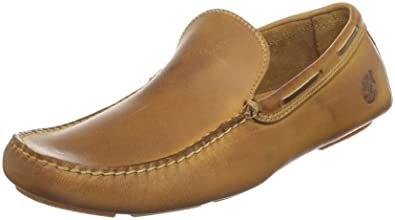 Timberland Mens Venetian Driving Moccasin,Wheat Burnished,7.5 ...