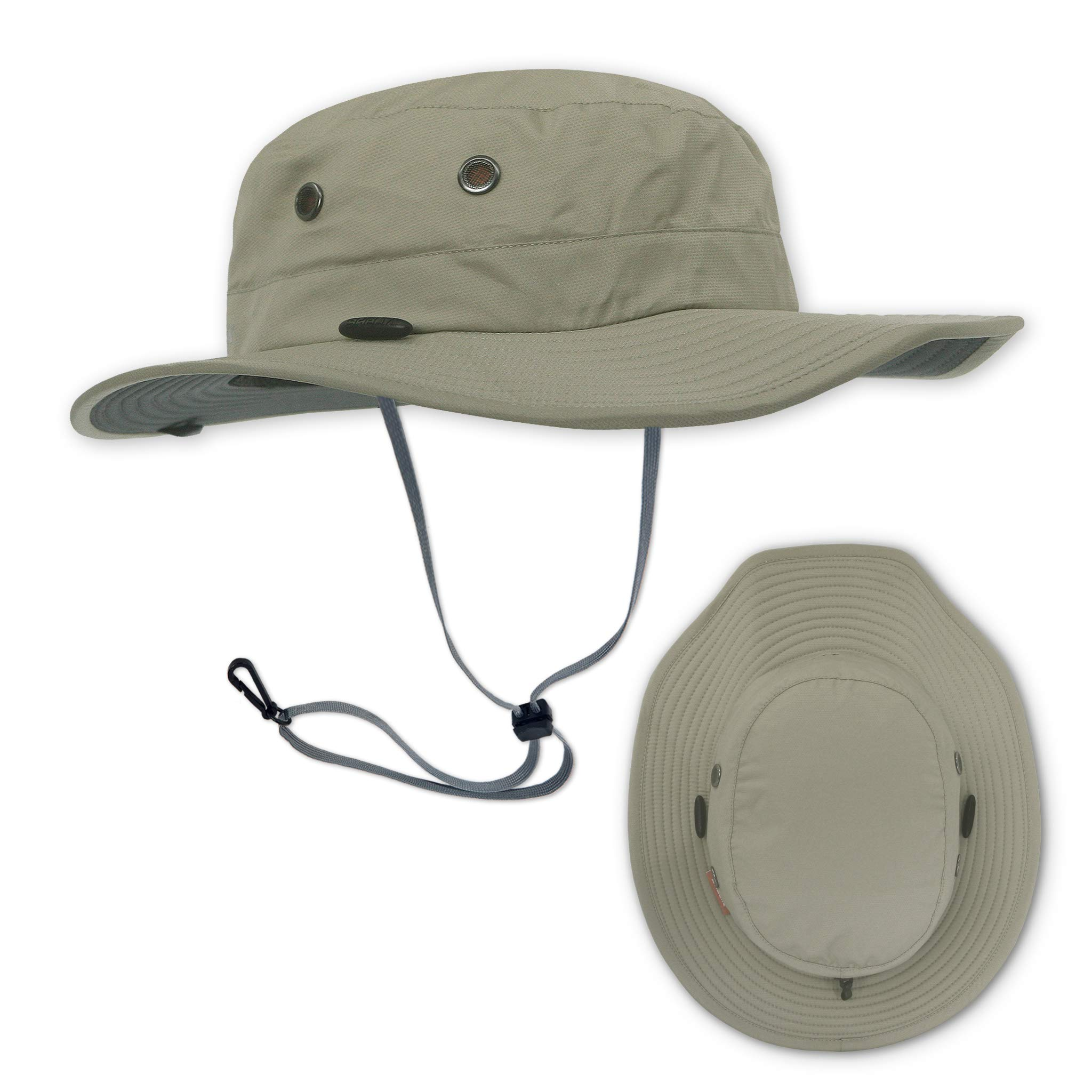 Shelta Seahawk Hat Field Khaki XXL by Shelta