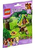 Lego Friends - 41017 - L'Écureuil et sa Maison
