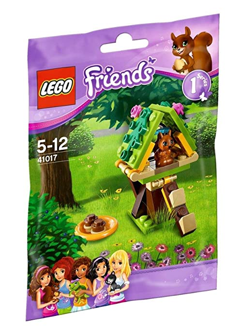 Amazon Lego Friends Squirrels Tree House 41017 Toys Games