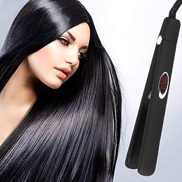 Amazon N M Tech Hair Straightener Professional Flat Iron 2