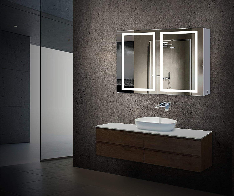 42+ 42 x 26 x 5 inch wide bathroom medicine cabinet with mirrors custom
