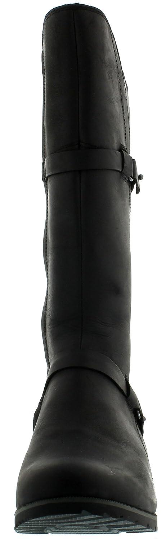 Teva De Schwarz La Vina Damen Langschaft Stiefel Schwarz De (513 schwarz) 310400