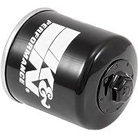 K&N KN-204-1 Filtro de Aceite, negro, suelto