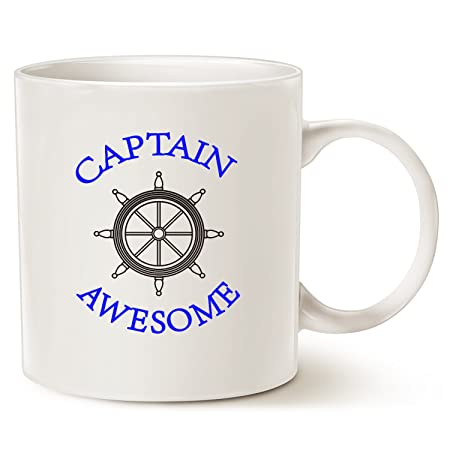 18b79caddf7 This Might be Wine Funny Captain Awesome Coffee Mug Christmas Gifts ...