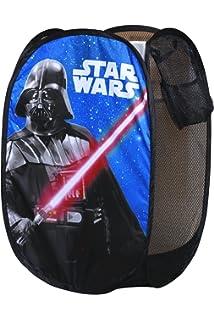 star wars bedroom set. Star Wars Darth Vader Pop up Hamper Laundry Basket Amazon com  Bedding Set Queen Size by Baharhan Home