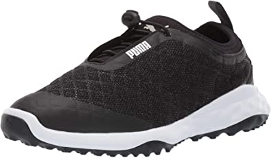 Puma Brea Fusion Sport - Zapatillas de golf para mujer, color negro y blanco, 7 M US: Amazon.es: Zapatos y complementos