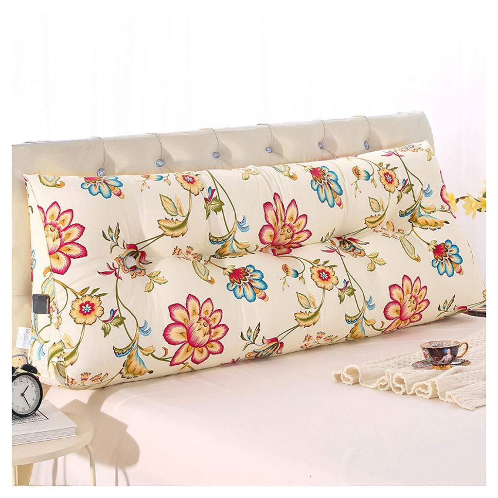 Cuscino per Comodino Cuscino per Lettino Posteriore Cuscino per Fiori Cuscino per Cuscino Morbido WYQLZ (Dimensioni   150cm)