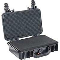 Pelican 1170 Case with Foam (Black)